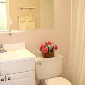 Boardwalk One - Unit Bathroom