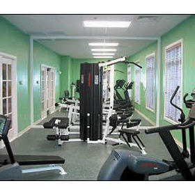 South Beach Resort - Fitness Center
