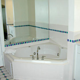 Hyatt Sunset Harbor Resort - Unit Bathroom