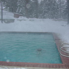 The Ridge Tahoe - Heated Outdoor Pool