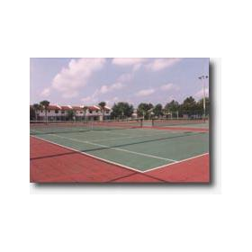 Fantasy World Club Villas - Tennis Courts