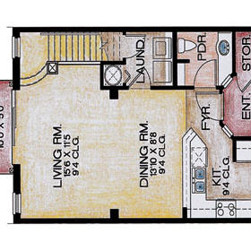 Hapimag Lake Berkley - Floor Plan