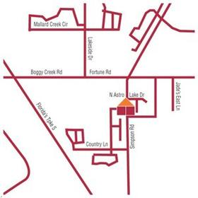 Villas at Fortune Place - Area Map