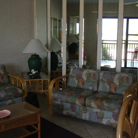 Jamaican on the Gulf - Sofa and Love Seat