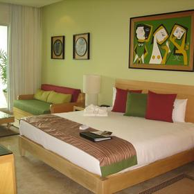 The Grand Mayan Riviera Maya - Unit Bedroom
