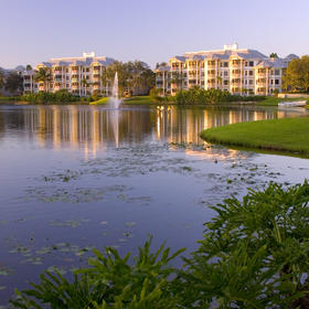 Marriott's Cypress Harbour