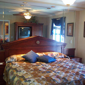 Westgate Palace - Master Bedroom