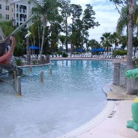 Marriott's Harbour Lake - Children's Pool