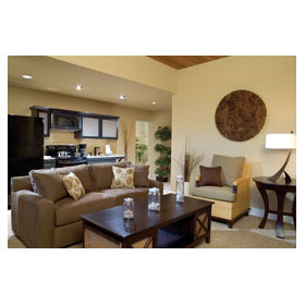 Perennial Vacation Club at Eagles' Nest - unit living area