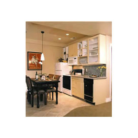 Perennial Vacation Club at Eagles' Nest - unit kitchen and dining areas