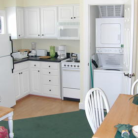 The Cottages at King's Creek Plantation - Unit Kitchen