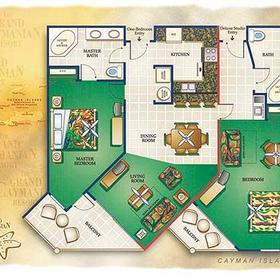 Grand Caymanian Resort - Floor Plan