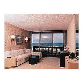 The Beach Club at St. Augustine - Unit Living Area