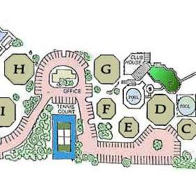 Resort Layout for Hibiscus