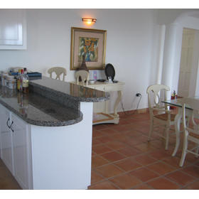 Windjammer Landing Villa Beach Resort - Unit Kitchen
