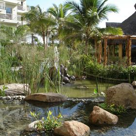 Bel Air Collection Resort & Spa Grounds