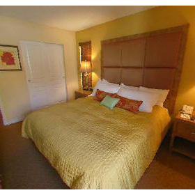Shell Vacations Club at Desert Rose - two-bedroom unit