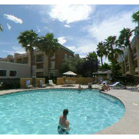 Shell Vacations Club at Desert Rose - outdoor pool