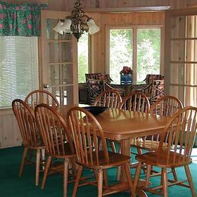 The Village at Izatys - Unit Dining Area