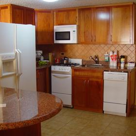 La Cabana Beach & Racquet Club - Unit Kitchen