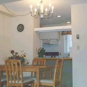 Village of Loon Mountain Lodges - Unit Dining Area