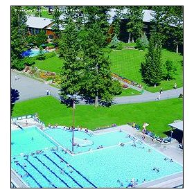 Fairmont Vacation Villas at Riverside and Hillside - Mineral Springs Pool
