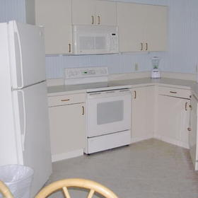 Brigantine Quarters - Unit Kitchen
