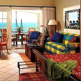 Room at the Reflections at Ocean Key House