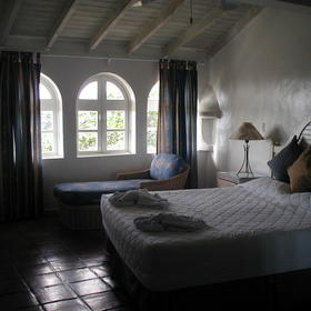Windjammer Landing Villa Beach Resort - Unit Bedroom