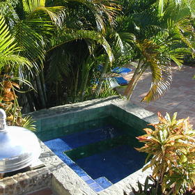 Windjammer Landing Villa Beach Resort - Hot Tub