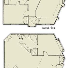 Henley Manor - Three-Bedroom Floor Plan