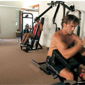 Desire Resort and Spa - Exercise Facility