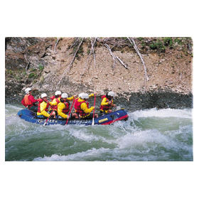 Area River Rafting