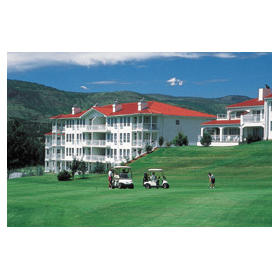 Fairmont Vacation Villas at Riverside and Hillside - Golf Course
