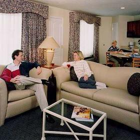 Varsity Clubs of America - South Bend Chapter - Unit Living Area