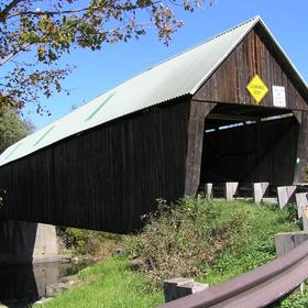 Covered Bridge-RT 4