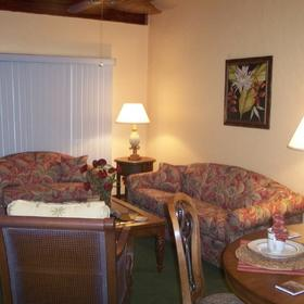 The Resort at Fishermen's Village - Unit Living Area