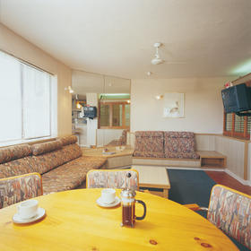 Tiki Village International - unit interior