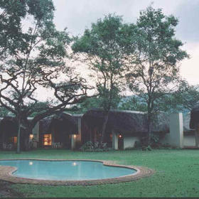 Sudwala Lodge - Pool