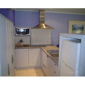 Korora Bay Village - Unit Kitchen