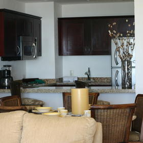 Bel Air Collection Resort & Spa Cabos - Kitchen & Dining Area