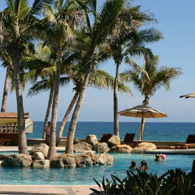 Bel Air Collection Resort & Spa Cabos - oceanfront swimming pool