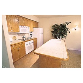 Carriage Hills Resort - Unit Kitchen