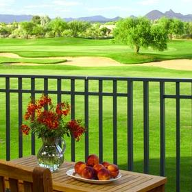 The Westin Kierland Villas Balcony