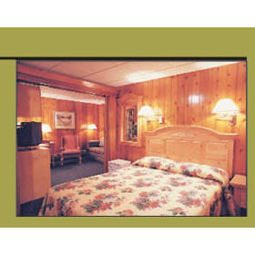 Woodloch Pines Resort - Unit Bedroom