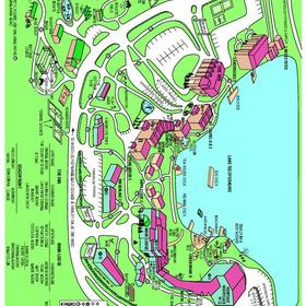 Woodloch Pines Resort - Resort Map