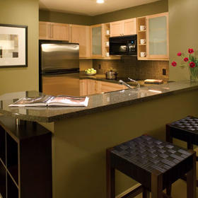 The Westin Kierland Villas Kitchen and Breakfast Bar