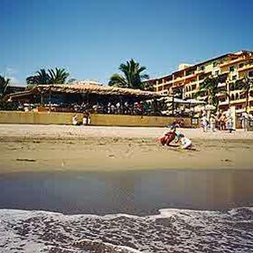 Club Velas Vallarta - Beach