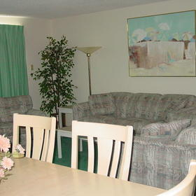 The Waves - Unit Living Area