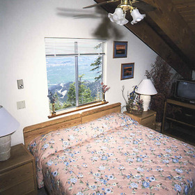 Perennial Vacation Club at Tahoe Village - unit bedroom